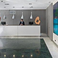 Отель Catalonia Atocha Испания, Мадрид - 1 отзыв об отеле, цены и фото номеров - забронировать отель Catalonia Atocha онлайн интерьер отеля фото 3