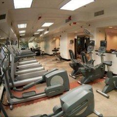 Отель Affinia Manhattan фитнесс-зал фото 4