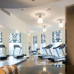 Отель Fraser Suites Dubai Дубай фитнесс-зал фото 3