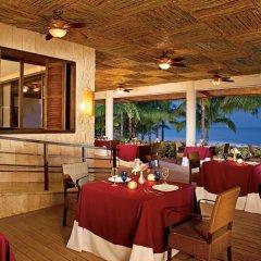 Отель Secrets Aura Cozumel - All Inclusive питание фото 2