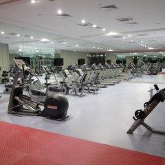 Silence Istanbul Hotel & Convention Center фитнесс-зал