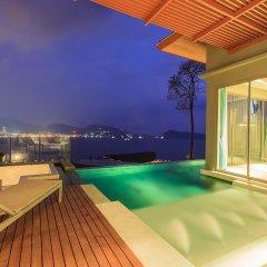 Отель Kalima Resort & Spa, Phuket 5* Номер Double с доступом к бассейну с различными типами кроватей фото 4