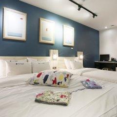 Отель KOTEL YAJA sadang art gallery комната для гостей фото 3