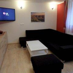 Апартаменты Apartments Verona Karlovy Vary комната для гостей