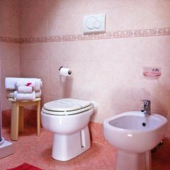 Отель Divina Costiera Аджерола ванная