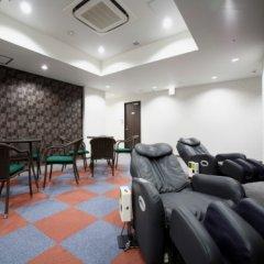 Отель Hokke Club Fukuoka Хаката фитнесс-зал фото 3