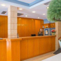 Отель Astron Hotel Rhodes Греция, Родос - отзывы, цены и фото номеров - забронировать отель Astron Hotel Rhodes онлайн интерьер отеля фото 2