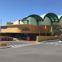 Club Drago Park Hotel парковка