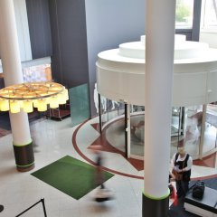 Отель Holiday Inn Hamburg фитнесс-зал фото 3