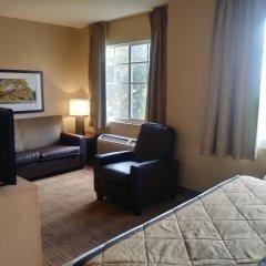 Отель Extended Stay America Fort Lauderdale - Cypress Creek Prk N комната для гостей фото 6