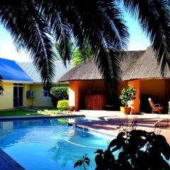 Отель Kududu Guest House бассейн фото 3