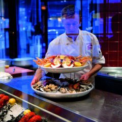 Eden Hotel Amsterdam питание