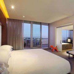 Отель Andaz West Hollywood Уэст-Голливуд комната для гостей фото 5