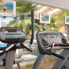 Hotel Apartamento Balaia Atlantico фитнесс-зал