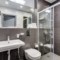 Marins Park Hotel Rostov ванная