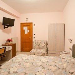 Hotel Il Quadrifoglio Каша сейф в номере
