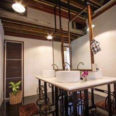Here Hostel Бангкок удобства в номере