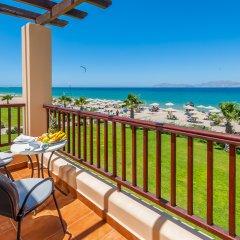 Отель Horizon Beach Resort Греция, Калимнос - отзывы, цены и фото номеров - забронировать отель Horizon Beach Resort онлайн балкон