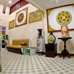 Отель The Sasi House интерьер отеля