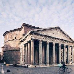 Отель Le Quattro Dame Luxury Suites Рим городской автобус