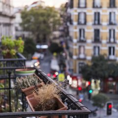 Апартаменты Stay at Home Madrid Apartments II балкон
