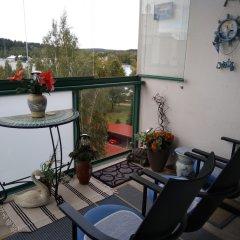 Отель Capitano Финляндия, Лахти - отзывы, цены и фото номеров - забронировать отель Capitano онлайн балкон