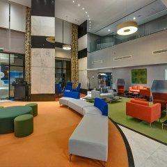 Отель Novotel Sharjah Expo Center ОАЭ, Шарджа - отзывы, цены и фото номеров - забронировать отель Novotel Sharjah Expo Center онлайн интерьер отеля