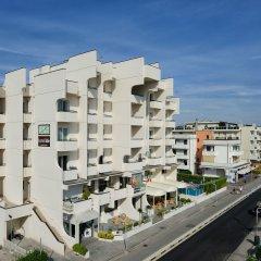 Hotel Life Римини балкон