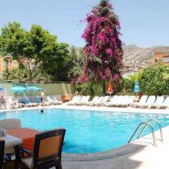 Отель Kleopatra South Star Apart бассейн фото 3