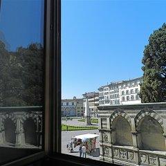 Отель Domus Florentiae Hotel Италия, Флоренция - 1 отзыв об отеле, цены и фото номеров - забронировать отель Domus Florentiae Hotel онлайн балкон