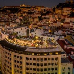 Hotel Mundial Лиссабон городской автобус