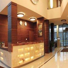 Haston City Hotel интерьер отеля
