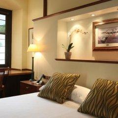 Отель Castell de LOliver Испания, Сан-Висенс-де-Монтальт - отзывы, цены и фото номеров - забронировать отель Castell de LOliver онлайн комната для гостей фото 5