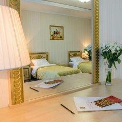 Гостиница SK Royal Москва 4* Стандартный номер с 2 отдельными кроватями фото 4