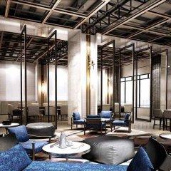 Отель Bangkok Marriott Marquis Queen's Park интерьер отеля
