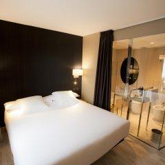 Отель Plaza Испания, Ла-Корунья - отзывы, цены и фото номеров - забронировать отель Plaza онлайн комната для гостей фото 3