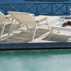 Отель Gorgona Villas Греция, Остров Санторини - отзывы, цены и фото номеров - забронировать отель Gorgona Villas онлайн бассейн фото 3