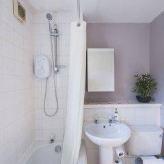 Отель Montgomery Apartments - Gyle Великобритания, Эдинбург - отзывы, цены и фото номеров - забронировать отель Montgomery Apartments - Gyle онлайн ванная фото 2