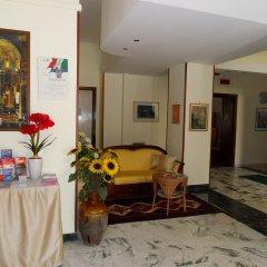Отель Astoria Pompei Италия, Помпеи - отзывы, цены и фото номеров - забронировать отель Astoria Pompei онлайн интерьер отеля фото 2