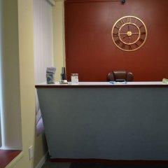 Отель Passport Inn 3rd Street США, Ниагара-Фолс - отзывы, цены и фото номеров - забронировать отель Passport Inn 3rd Street онлайн интерьер отеля фото 2