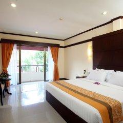 Отель Horizon Patong Beach Resort & Spa Таиланд, Пхукет - 7 отзывов об отеле, цены и фото номеров - забронировать отель Horizon Patong Beach Resort & Spa онлайн комната для гостей фото 5