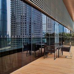Отель W Guangzhou Гуанчжоу балкон