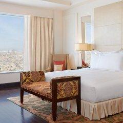 Отель Conrad Dubai ОАЭ, Дубай - 2 отзыва об отеле, цены и фото номеров - забронировать отель Conrad Dubai онлайн комната для гостей фото 3