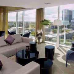 Отель Hilton Tallinn Park комната для гостей