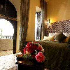 Отель Riad La Croix Berbère Luxe комната для гостей фото 3