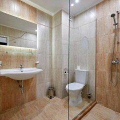 Отель Complex Zornica Residence - All Inclusive Болгария, Солнечный берег - отзывы, цены и фото номеров - забронировать отель Complex Zornica Residence - All Inclusive онлайн ванная