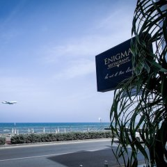The Ciao Stelio Deluxe Hotel in Larnaca, Cyprus from 146$, photos, reviews - zenhotels.com beach photo 2