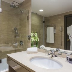 Отель Hf Ipanema Park Порту ванная