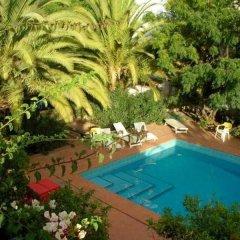 Отель Casa Da Palmeirinha Португалия, Портимао - отзывы, цены и фото номеров - забронировать отель Casa Da Palmeirinha онлайн бассейн