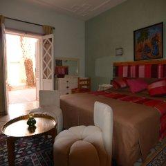 Отель Le Tinsouline Марокко, Загора - отзывы, цены и фото номеров - забронировать отель Le Tinsouline онлайн комната для гостей фото 2